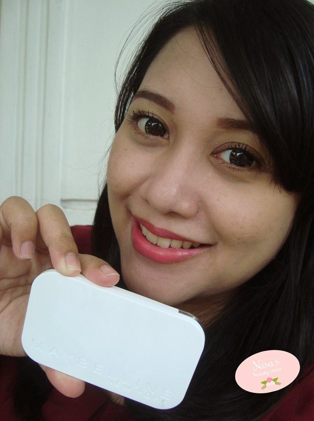 Review Maybelline White Superfresh Long Lasting UV Cake Powder