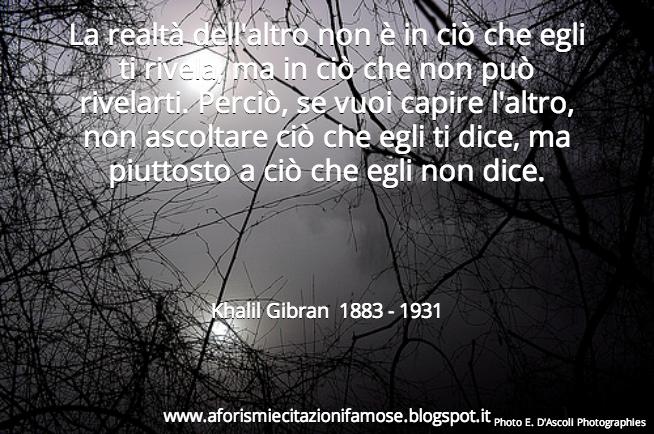 Auguri Matrimonio Kahlil Gibran : Frasispirit kahlil gibran aforismi e frasi famose