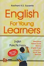 toko buku rahma: buku ENGLISH FOR YOUNG LEARNERS, pengarang kasihani, penerbit bumi aksara