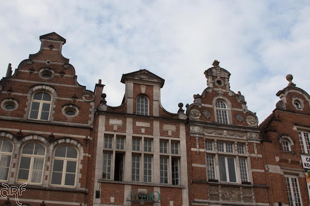 Leuven's gables