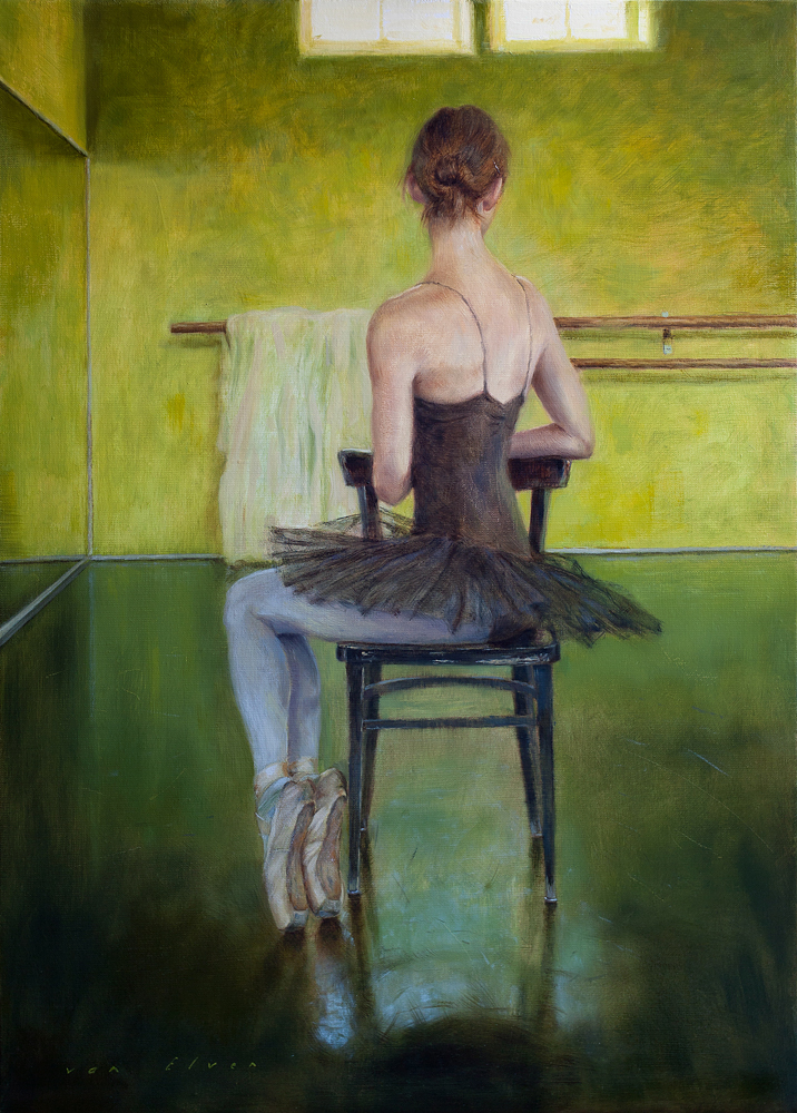 ballerina - the green room
