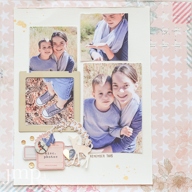 misc photos ~ jot magazine issue 9 @jamiepate @jotmagazine #deer #scrapbook #siblings