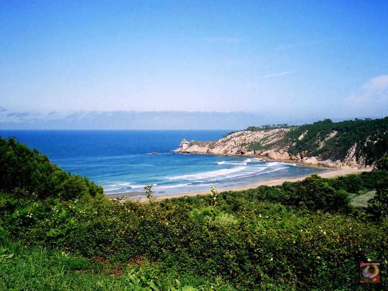 Playa de Barayo, Navia, Asturias