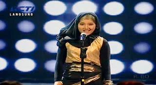 Gaya Hijab Fatin Shidqia