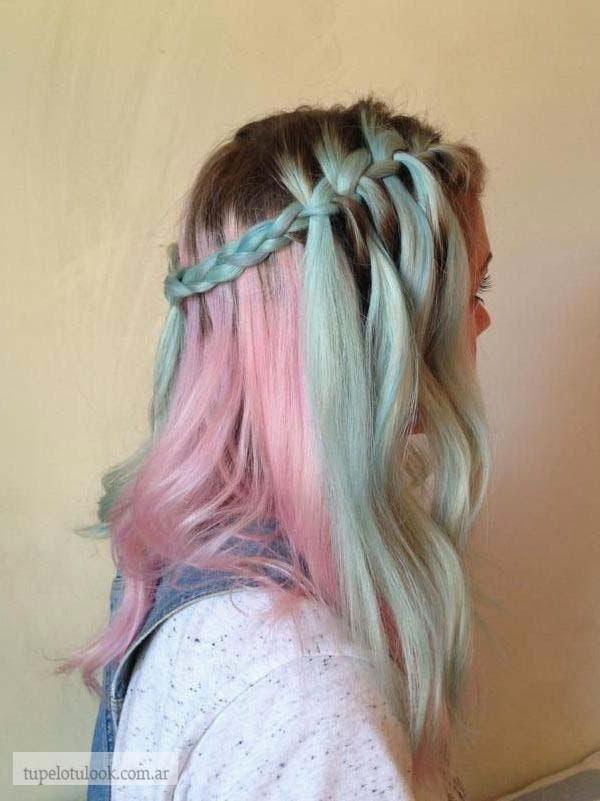 colores de pelo pasteles 2015