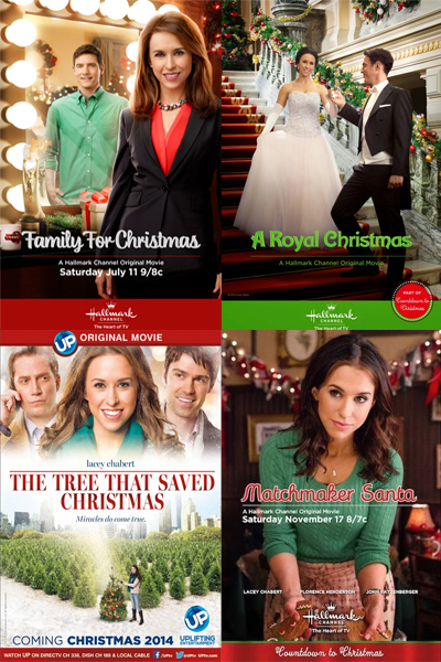 what is your favorite lacey chabert christmas movie