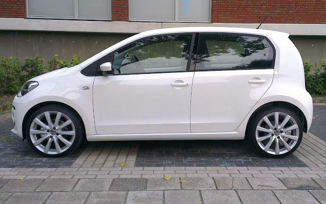 Volkswagen up! Branco Candy