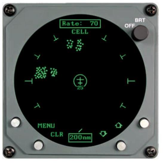 Система Stormscope модели WX-950