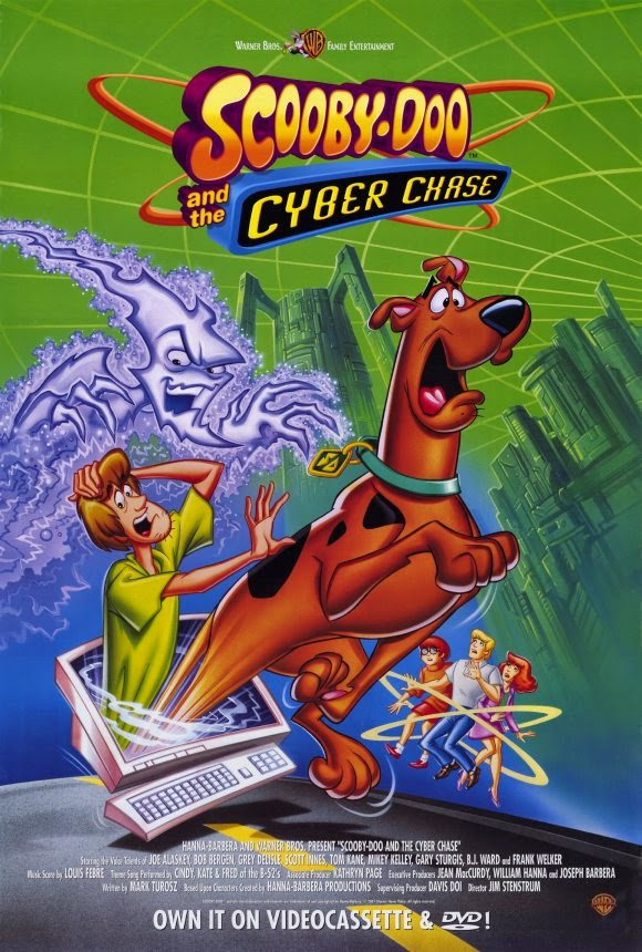 Scooby-Doo and the Cyber Chase (2001) HINDI DUBBED