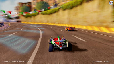 Cars 2: The Video Game Screenshots 1