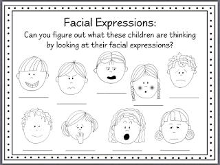 Feelings Worksheet by Priscilla Crews | Teachers Pay Teachers