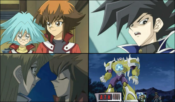 screens yugioh gx
