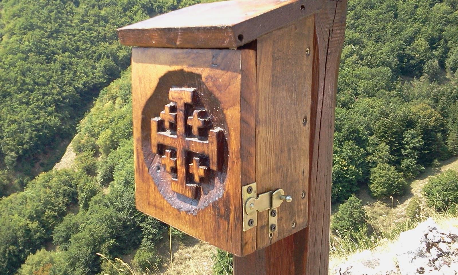 Via crucis roccasalli rurale