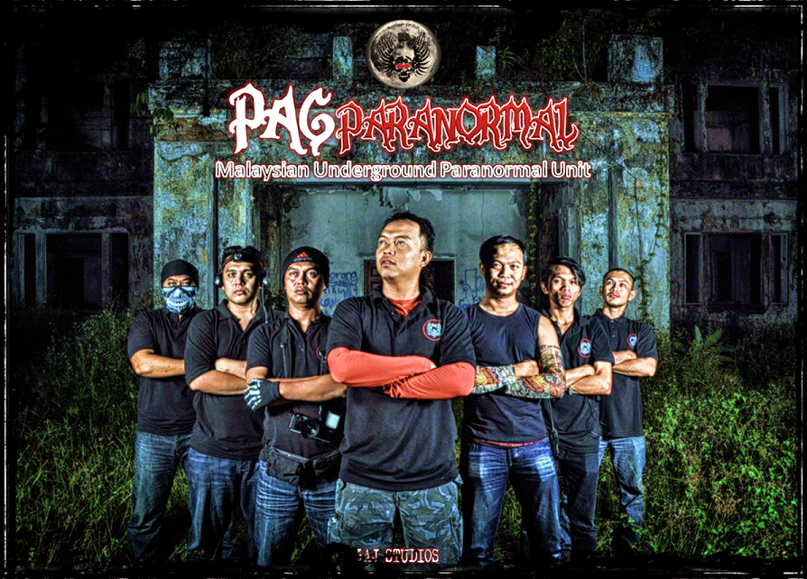 Malaysian Underground Paranormal Unit 2010/2013