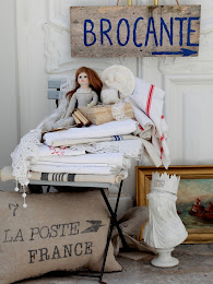 ADD YOUR NAME TO MY ADDRESS LIST TO BE INFORMED ABOUT NEW ARRIVALS AND MY FRENCH BROCANTE EVENTS