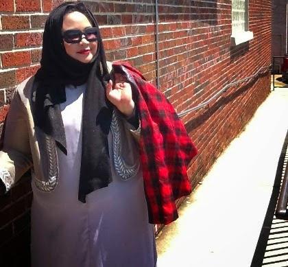 Tips Padu Padan Busana Muslim untuk Wanita Bertubuh Gemuk