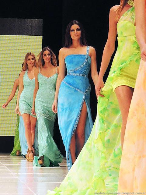Claudio Cosano vestidos de fiesta 2014.