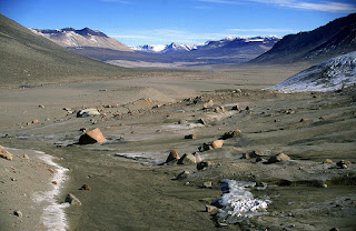 Dry Valleys