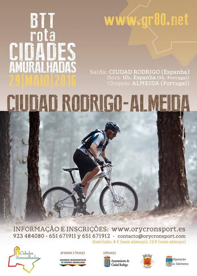 MAY29 * CIUDAD RODRIGO (Spain) » Almeida (Portugal)