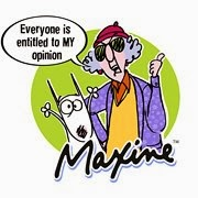 Maxine, My Hero