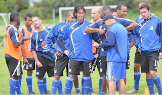 Refuerzos Equipos Colombianos B - 2011