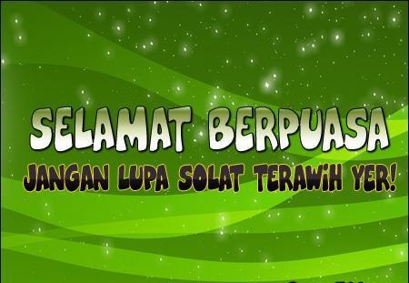 Jadual Waktu Imsak dan Berbuka Puasa Negeri-Negeri Seluruh Malaysia Tahun 1434H/2013M