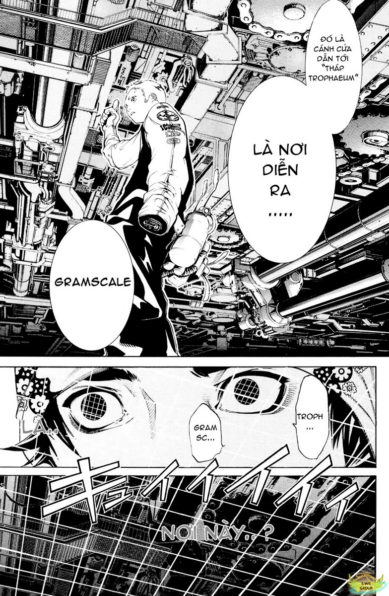 Air Gear Chap 147