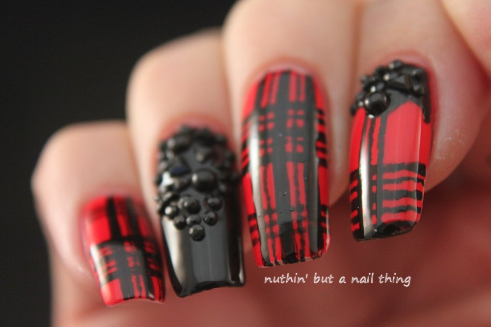 Nuthin but a nail thing quiz clothing nail art competition quiz clothing nail art competition prinsesfo Images