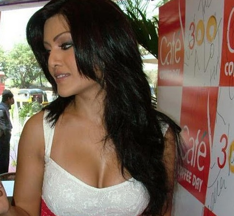 Koena mitra hot boobs