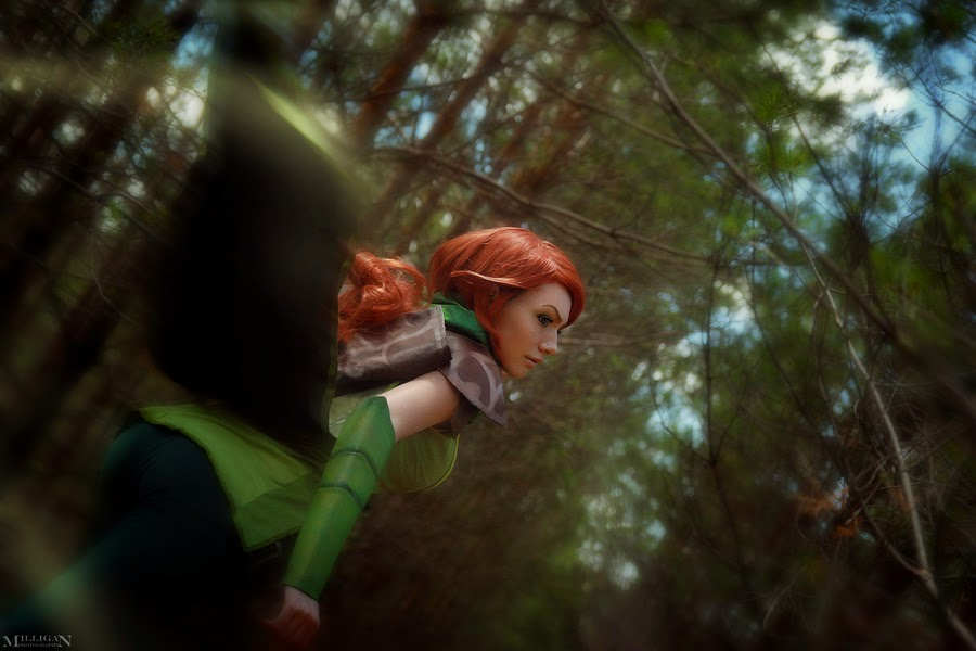 DotA 2 - WindRanger - I'm way ahead