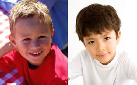 Cortes de pelo y peinados para niños 2011 : Peinados Cortes y mas