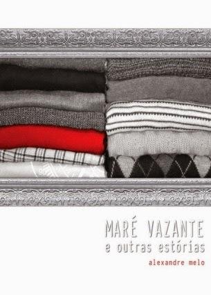 Capa do livro Maré Vazante e outras estórias