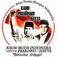 Sudah Coblos Prabowo