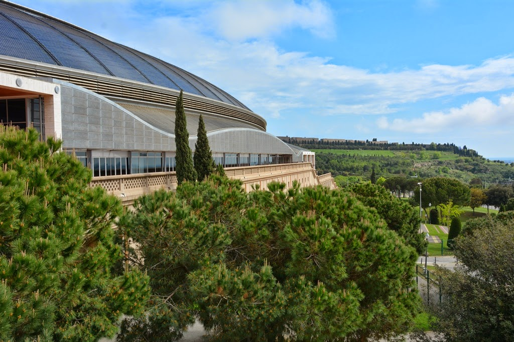 Olymic Parc Barcelona