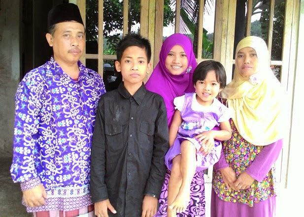 Me and My Lovely Family