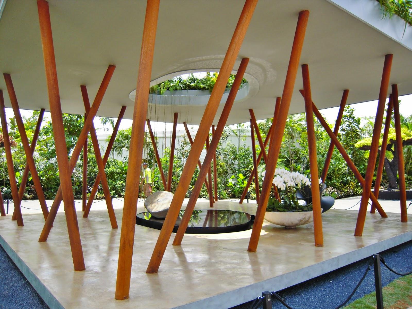 UMI & TSURU: Singapore Garden Festival Part 2