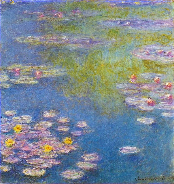 25 Best Ideas About Water Lilies Painting On Pinterest