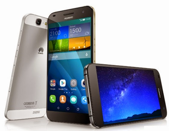 Harga Huawei Ascend G7 dan Spesifikasi Lengkap