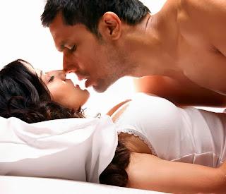 Romance on Bed