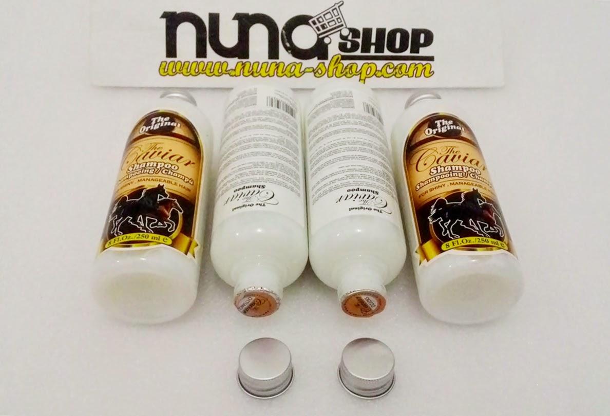 Ready Stock Caviar Shampoo - Jual Ecer dan Grosir Menguatkan Akar Rambut dan Perbaiki Kerusakan Rambut