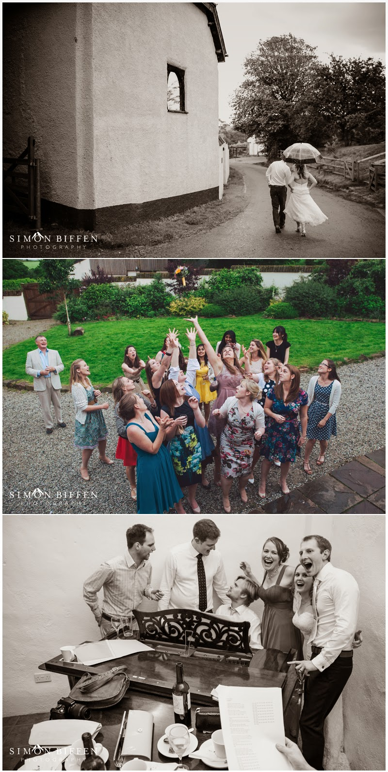 Wedding reception photography Corn Barn