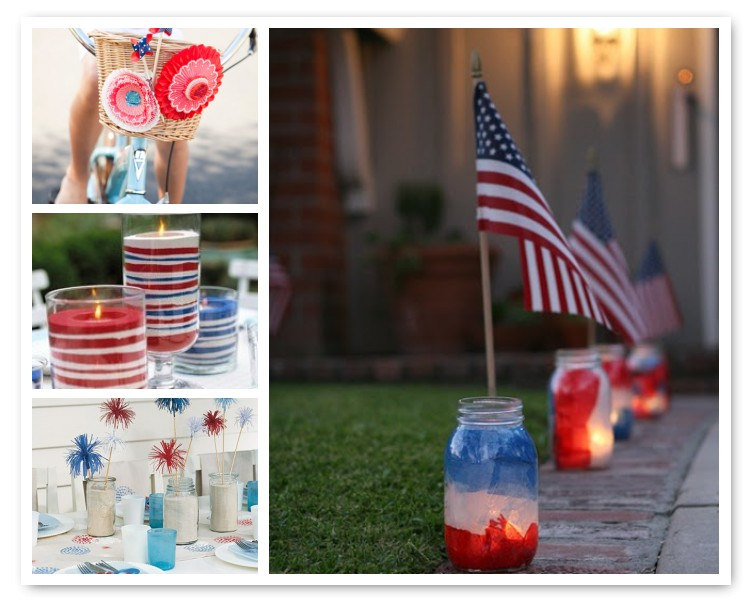 Delightfully Noted: 8 Festive Ideas for Your Fourth of July