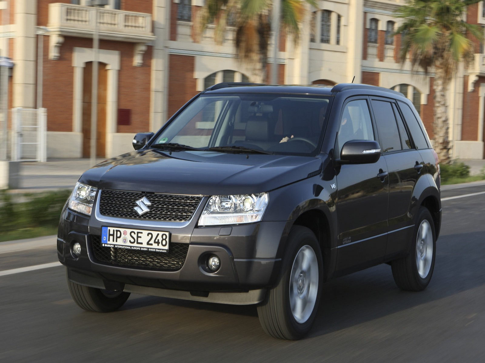 car and car zone suzuki grand vitara 2009 new cars car. Black Bedroom Furniture Sets. Home Design Ideas