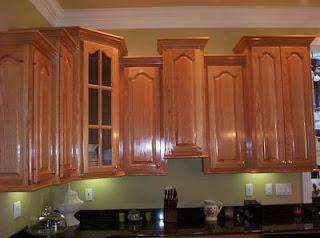 Kitchen trends kitchen cabinet crown molding - Kitchen cabinets without crown molding ...