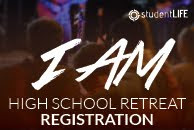 HIGH SCHOOL RETREAT NOV 16-18