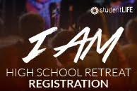 HIGH SCHOOL RETREAT NOV 16-18