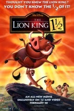 Watch The Lion King 1½ (2004) Megavideo Movie Online