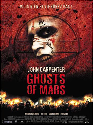 Ghosts of Mars streaming vf