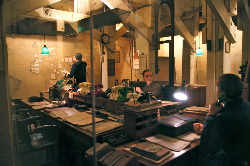 Baby nierengarten diaries churchill war rooms - Churchill war cabinet rooms ...