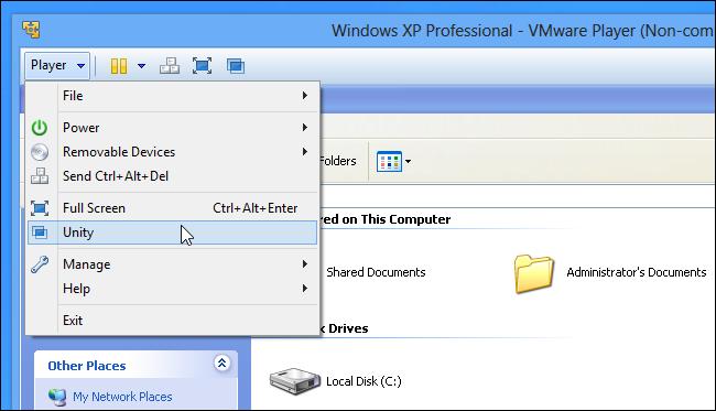 how to get xpmode on windows 10